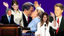 From Clint Eastwood's empty chair to Ted Kennedy's big snub: Memorable moments from past conventions