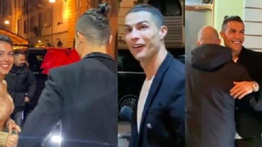 Sorprese Compleanno Yahoo.Compleanno Ronaldo Festa A Sorpresa E Auto Da 600mila Euro