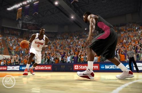 EA tells NCAA Basketball games to hit the showers, 'reviewing' future of franchise