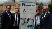 Assicurazioni: Consulbrokers compie 30 anni