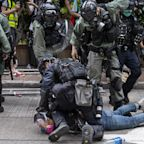 Britain leads international condemnation of new Hong Kong security laws
