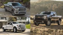 2020 Chevy Silverado HD vs. 2019 Ram, Ford heavy duty trucks: How they compare on paper