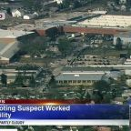 5 dead, 5 police officers wounded after shooting at Aurora, Ill., manufacturing plant