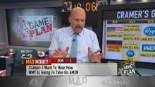 Cramer's game plan: Watch out for imperfect earnings repo...
