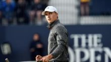 US golfer Spieth in prime position to win British Open