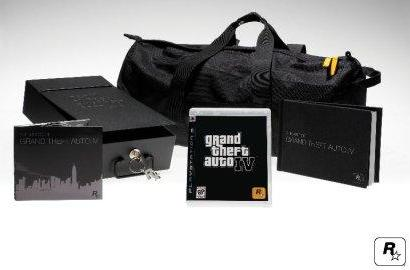 Grand Theft Auto IV Special Edition matches the PS3 quite well