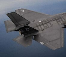 Stealth History: The F-35C Is Now Ready For War If the U.S. Navy Needs It