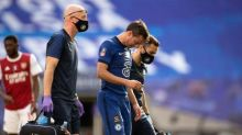 Azpilicueta's tears symbolic of Chelsea's defence to weep for