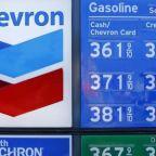 Chevron Stock Falls 6%