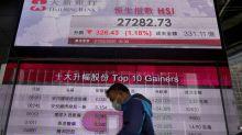 Asian markets retreat amid worries of coronavirus' spread outside China