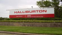 Oil Services Stocks Higher After Halliburton Earnings