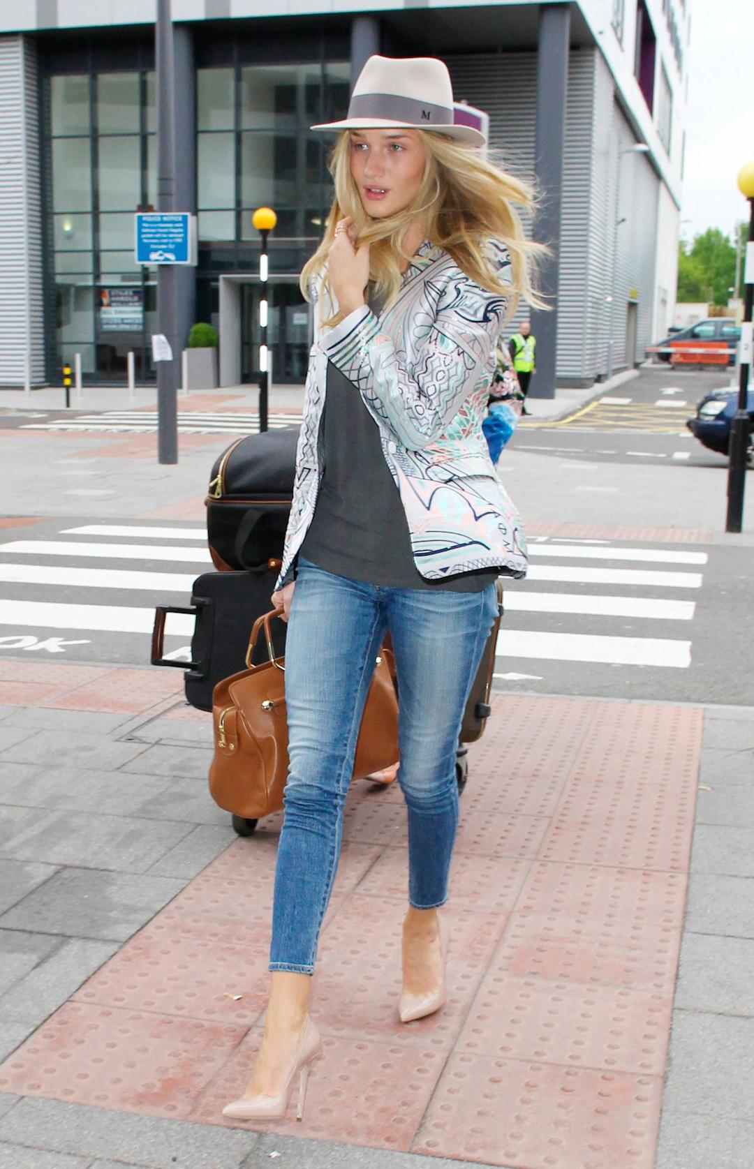 The Best Celeb Travel Style to Inspire Your Trip Home