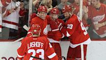 Will Red Wings' magic run out against Boston?