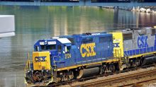 CSX Earnings Miss Derails Railroad Stocks