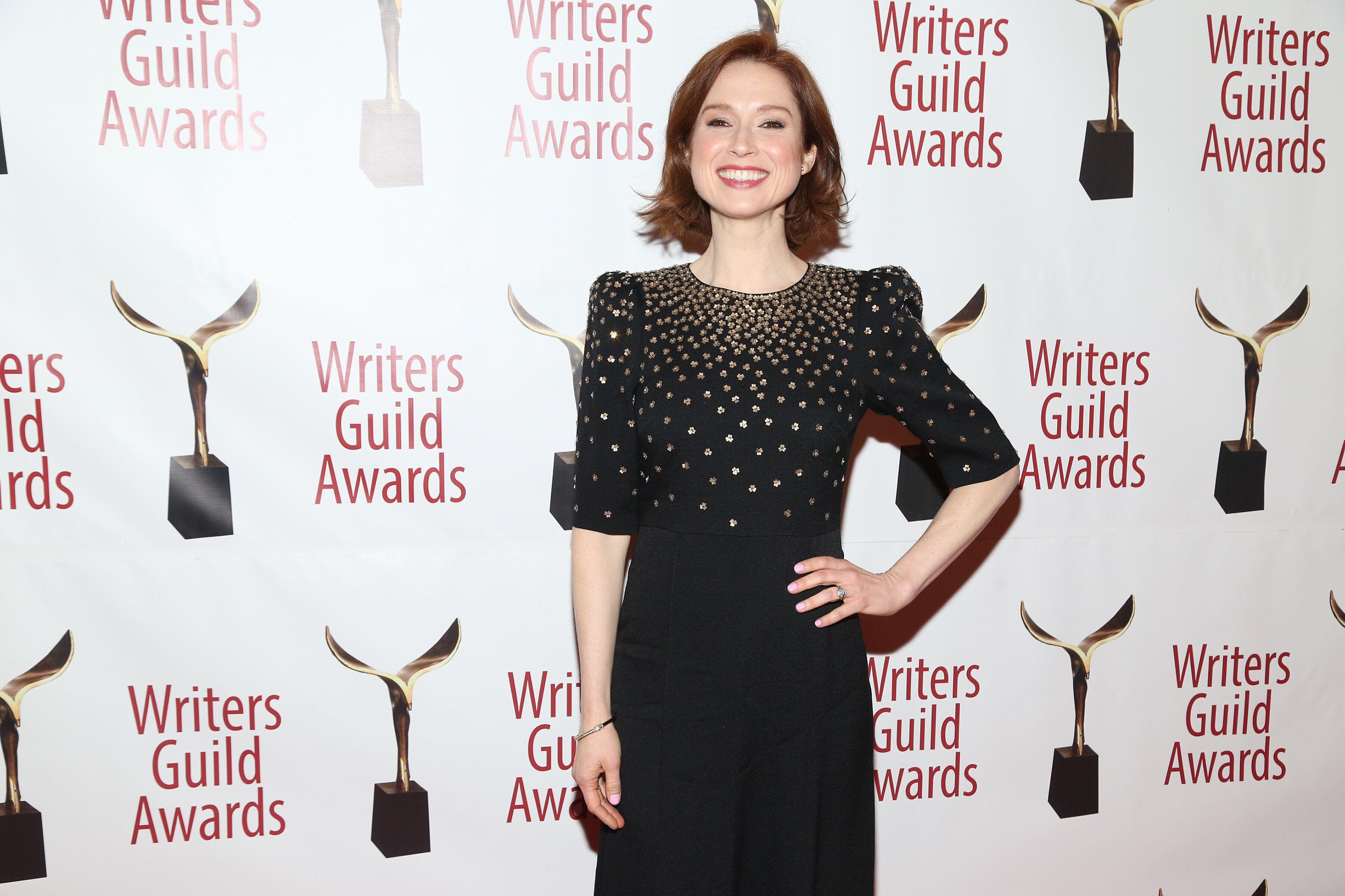 Actress Ellie Kemper once wrote a jingle for McDonald's