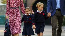 Prinzessin Charlotte, Prinz George und Co.: Erster Schultag für die Junior-Royals