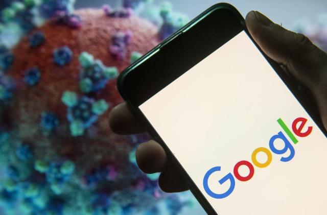Google's $800 million COVID-19 relief effort includes 2 million face masks