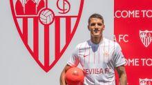 """Erik Lamela llega """"maduro, en muy buena edad"""" a la Liga española"""