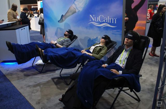 Tech wants to solve our tech-related sleep problems