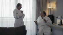 Thalasso : Guillaume Nicloux nous parle de sa drôle de cure avec Houellebecq et Depardieu