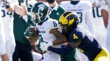 Disappointment of Jim Harbaugh era returns as Michigan falls to heavy underdog MSU