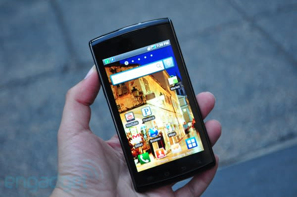 AMOLED shortage to become a surplus in 2011