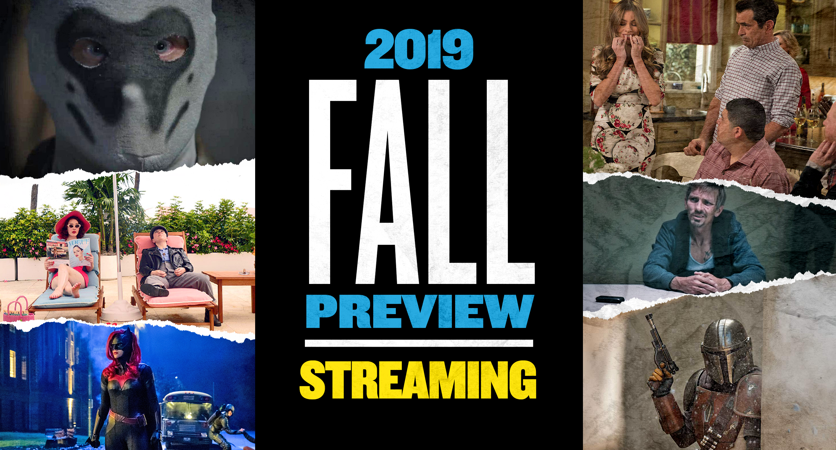 Fall 2019 What TV To Watch: 50 New And Returning TV Shows