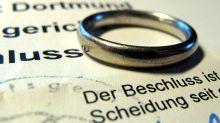 Zahl der Scheidungen gestiegen