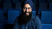 Hockey Night in Canada Punjabi host on defying the odds