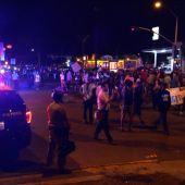 Protesters Flood Streets After California Police Shooting