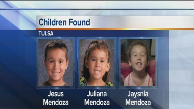 2 Missouri children abducted by non-custodial mother found in Tulsa