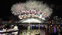 PHOTOS: New Year's celebrations around the world