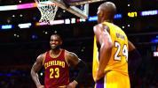 Kobe weighs in on Jordan-LeBron debate
