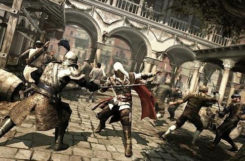 Assassin's Creed 2, Dragon Age: Origins win Canadian game awards