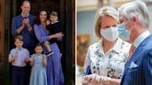 How royals around the world are protecting themselves against coronavirus
