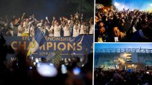 Leeds United defend decision to hold open-top bus celebration outside Elland Road