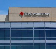 Texas Instruments Stock Rises 4%