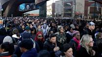 Transit systems overwhelmed in wake of Sandy