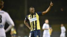 Usain Bolt gibt Traum von Karriere als Profifußballer auf
