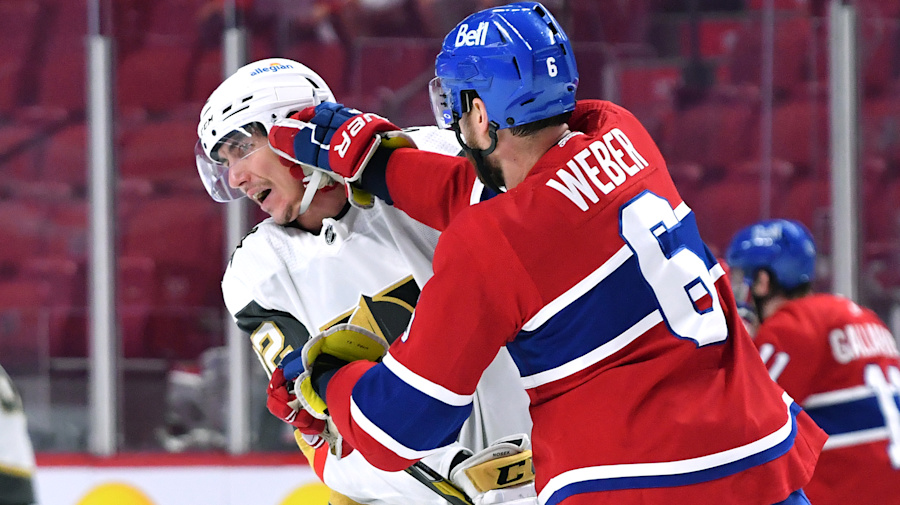 Watch live: Can Knights avoid Habs' KO attempt?