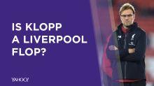 Jurgen Klopp: The damning stats at Liverpool