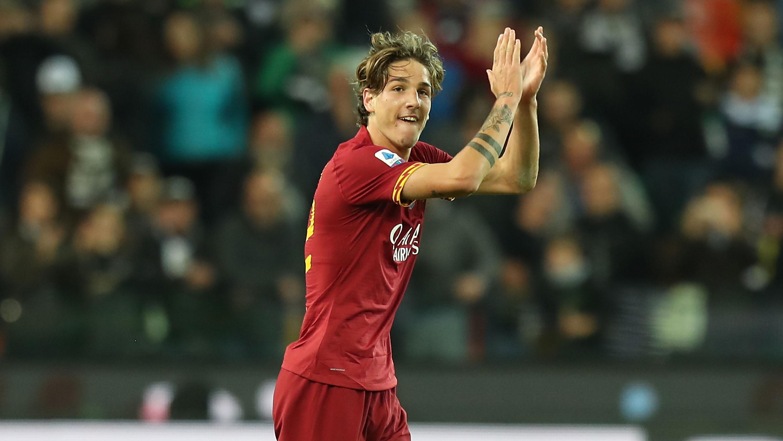 Zaniolo out to repay Roma amid Man Utd links