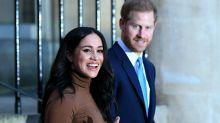 Palast verrät: Ab April sind Harry und Meghan keine Royals mehr
