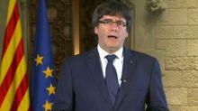Catalogne : le Parlement catalan réuni jeudi pour répondre à Madrid