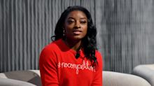 Simone Biles cried when Olympics were postponed, but feels 'it was the right decision'