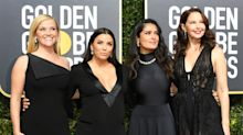 "#WhyWeWearBlack: Dafür steht die ""Time's Up""-Initiative in Hollywood"
