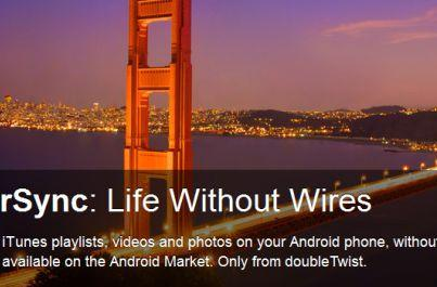 doubleTwist adds AirPlay hooks to Android