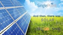 SinglePoint to Acquire the 'Lending Tree' of Solar, Doubling the Company's Revenues Instantly