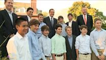 Little League World Series Winners Meet Governor