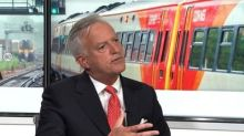 FirstGroup boss driven out after £327m loss